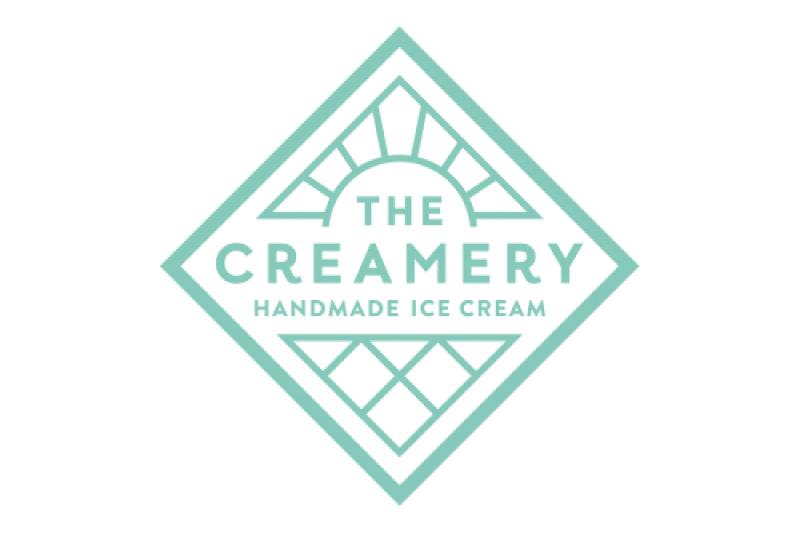 the creamery logo